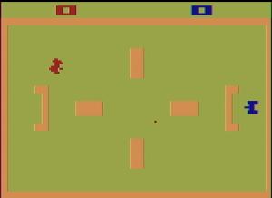 Combat. Atari 2600
