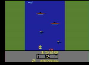 River Raid, Activision. (1982)