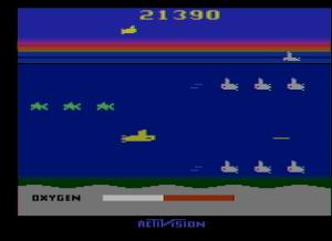 Seaquest. Activision (1983)