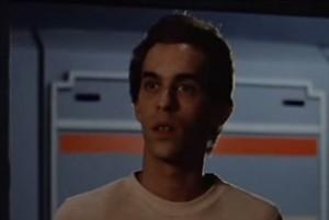 El androide MAX 404 en la película Android, 1982.