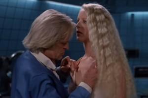 Escena de la película Androide (Android) 1982.