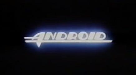Opening de la película Androide, 1982.