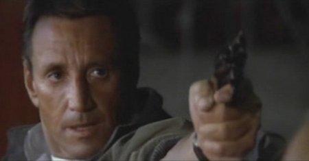 Roy Scheider en la película de El Trueno Azul (Blue Thunder) , 1982.