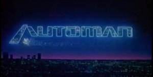 Opening de Automan, en la línea visual de Tron.