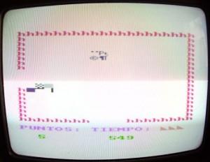 El ladron del sol purpura, cara B. Amstrad CPC