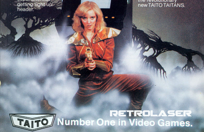 Retrolaser, blog de Videojuegos Retro.