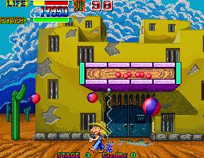 Genix Family es uno de los últimos juegos conocidos de Fernando Yago.