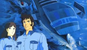 Blue Noah, batallas en el espacio y bajo el agua.
