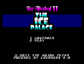 sir-ababol-2-the-ice-palace-titulo
