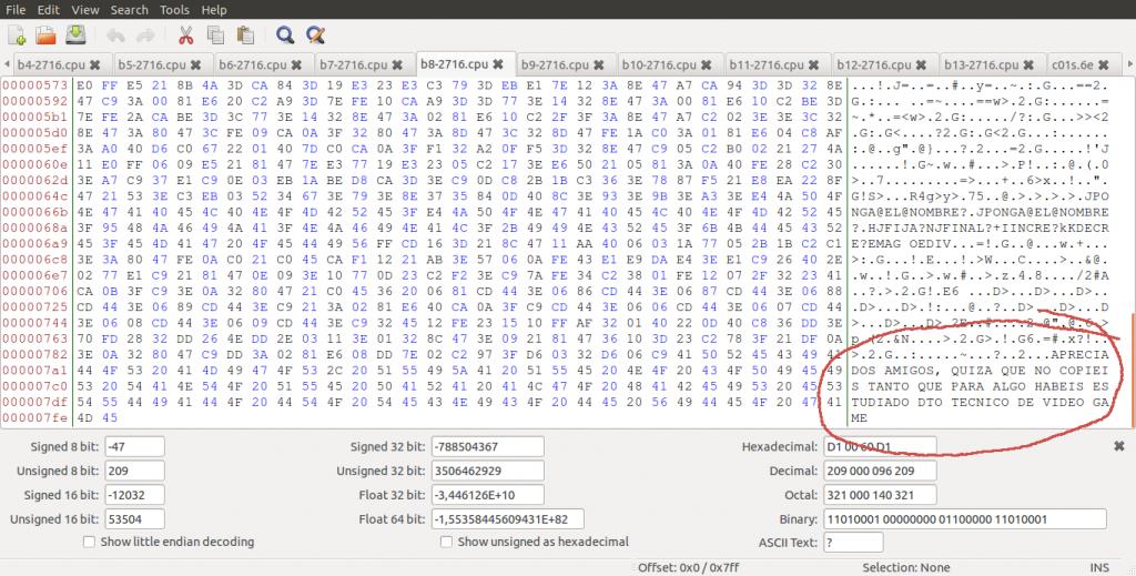 scramble-billport-codigo-hexadecimal