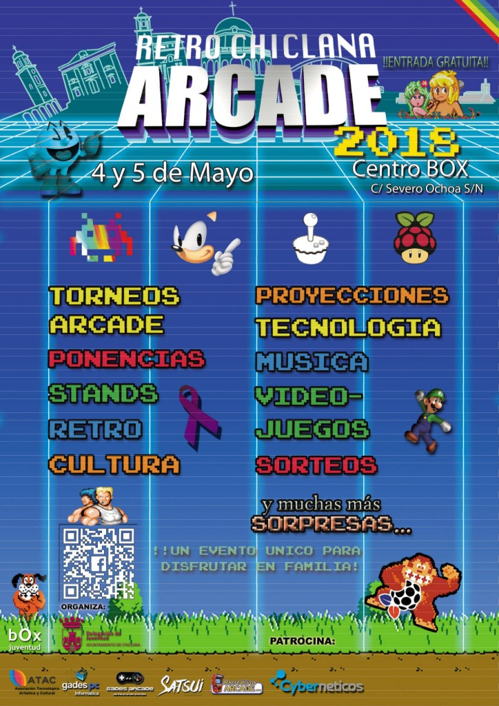 retrochiclana_2018_cartel