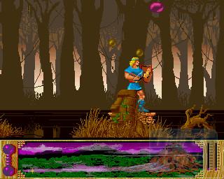 La noche de Walpurgis, Commodore Amiga
