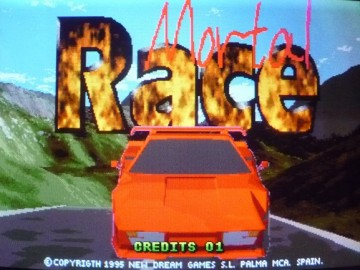 Mortal Race New Dream Games