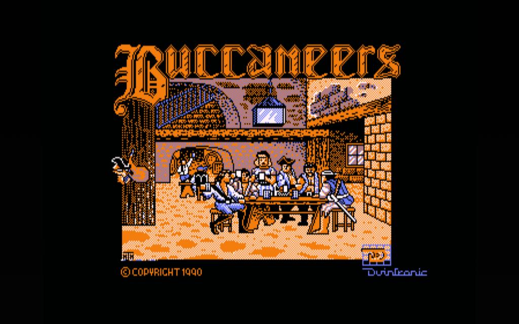 buccaneers amstrad cpc