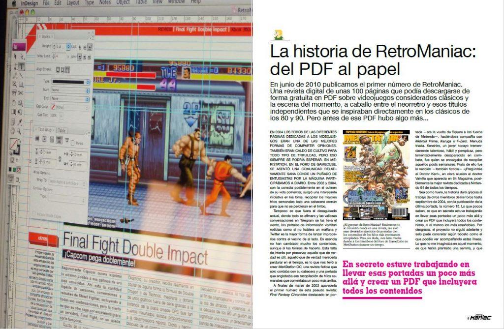 Historia de la revista RetroManiac